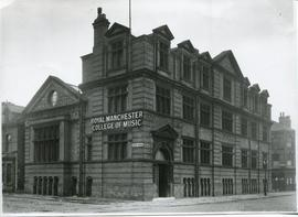 Royal Manchester College of Music Archives